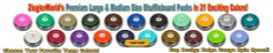 ZieglerWorld Premium Table Shuffleboard Pucks