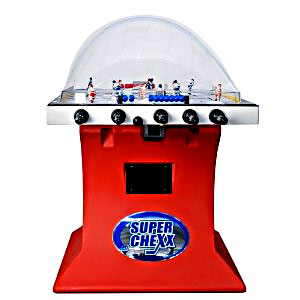 ICE Super Chexx Home Bubble Hockey Table