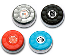 Custom Shuffleboard Pucks