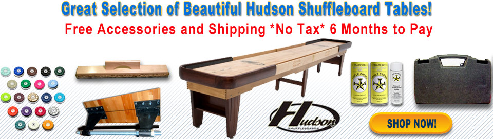 Table Shuffleboards