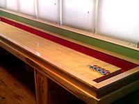 Janda Shuffleboard Project