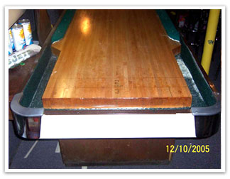 Kennedy Refinishing Project