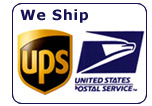 Shipping - UPS - U.S. Post Office