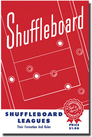 Shuffleboard League Booklet