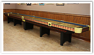 Stephens Shuffleboard Project
